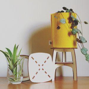 maak deze leuke plantentafeltjes tijdens de workshops op creative life