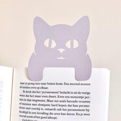 kattenliefhebbers zijn gek op deze boekenleggers