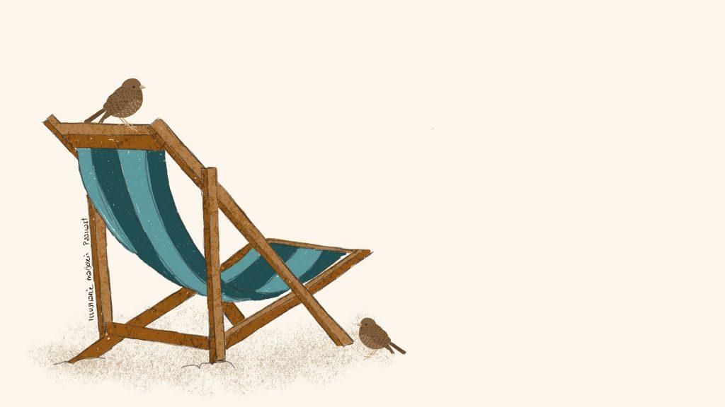 online zomermarkt van handmade in holland en handwerkmarkt met illustraties van marjomaakt